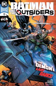 [Batman & The Outsiders #13 (Product Image)]