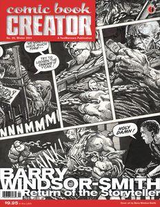 [Comic Book Creator #25 (Product Image)]