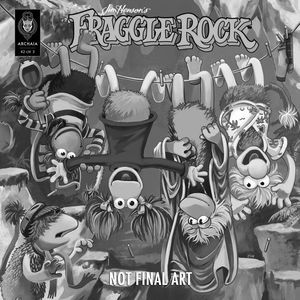 [Fraggle Rock #2 (Product Image)]
