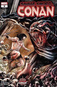 [Savage Sword Of Conan #9 (Product Image)]