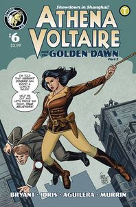 [Athena Voltaire: 2018 Ongoing #6 (Cover B Millet) (Product Image)]