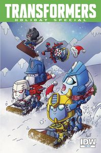 [Transformers: Holiday Special (Subscription Variant) (Product Image)]
