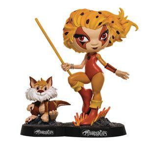[Thundercats: Mini Co. Figures: Cheetara & Snarf (Product Image)]
