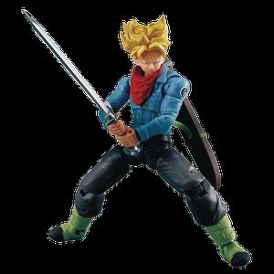 [Dragon Ball: Evolve: Action Figure: Super Saiyan Trunks (Product Image)]