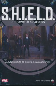 [S.H.I.E.L.D.: The Complete Collection: Omnibus (Hardcover - DM Edition Maos Cover) (Product Image)]