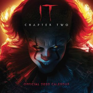 [IT: Chapter 2: Square Calendar: 2020 (Product Image)]