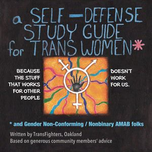 [Self Defense Study Guide For Trans Women (Product Image)]