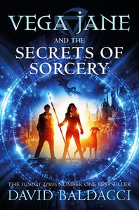 [Vega Jane & The Secrets Of Sorcery (Product Image)]