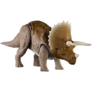 [Jurassic World: Sound Strike Action Figure: Triceratops (Product Image)]