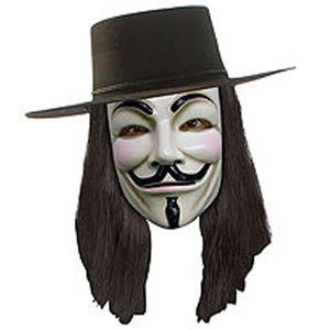 [V For Vendetta: Wig (Product Image)]