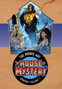 [House Of Mystery: The Bronze Age: Omnibus: Volume 1 (Hardcover) (Product Image)]
