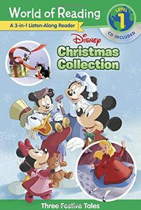 [World Of Reading: Disney Christmas Collection 3-In-1 (Product Image)]