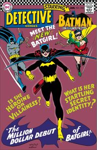 [Detective Comics #359 (Facsimile Edition) (Product Image)]