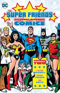 [Super Friends: Saturday Morning Comics: Volume 2 (Hardcover) (Product Image)]