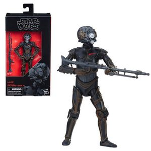 [Star Wars: Black Series Action Figure: 4-LOM (Product Image)]
