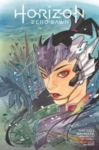 [Horizon Zero Dawn #1 (Peach Momoko NYCC Connecting Variant) (Product Image)]