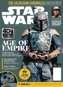 [Star Wars Insider #197 (Newsstand Edition) (Product Image)]