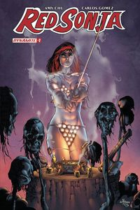 [Red Sonja #7 (Cover E Rubi Exclusive Subscription Variant) (Product Image)]