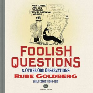 [Foolish Questions & Other Odd Observations (Hardcover) (Product Image)]