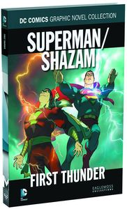 [DC Graphic Novel Collection: Volume 68: Superman/Shazam First Thunder (Hardcover) (Product Image)]