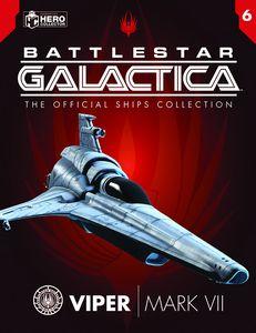 [Battlestar Galactica: Ships Magazine #6: Viper MK Ii Apollo Decal (Product Image)]