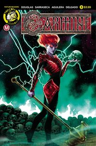 [Carmine #3 (Cover B Galindo) (Product Image)]