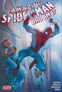 [Amazing Spider-Man: Who Am I? (Hardcover) (Product Image)]