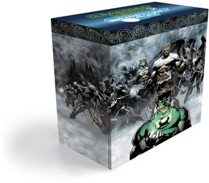 [Blackest Night Brightest Day: Complete Box Set (Hardcover) (Product Image)]