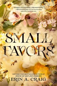 [Small Favors (Hardcover) (Product Image)]