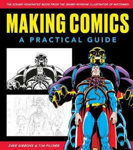 [Making Comics: A Practical Guide (Product Image)]