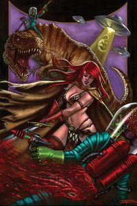 [Mars Attacks/Red Sonja #2 (Cover C Strati) (Product Image)]