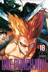 [One Punch Man: Volume 18 (Product Image)]