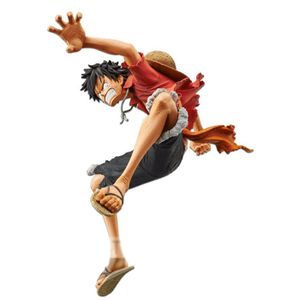 [One Piece: Stampede Movie: King Of Artist Statue: Monkey D. Luffy (Product Image)]