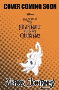 [Nightmare Before Christmas: Zeros Journey #9 (Product Image)]
