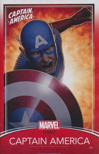 [Captain America #695 (Christopher Trading Card Variant) (Legacy) (Product Image)]
