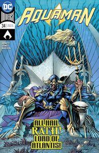 [Aquaman #34 (Product Image)]