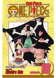 [One Piece: Volume 16 (Product Image)]