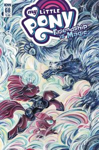 [My Little Pony: Friendship Is Magic #68 (Cover B Richard) (Product Image)]