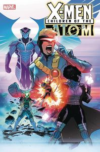 [Children Of The Atom #1 (Product Image)]