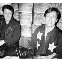 [Clive Barker and Les Edwards Signing (Product Image)]