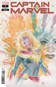 [Captain Marvel #3 (Mack Variant) (Product Image)]