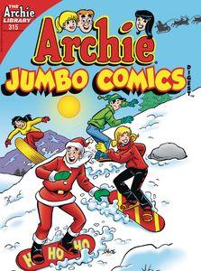 [Archie Jumbo Comics Digest #315 (Product Image)]