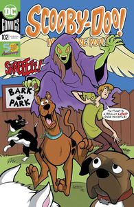 [Scooby Doo Where Are You #102 (Product Image)]