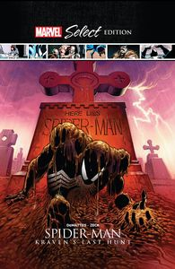 [Spider-Man: Kraven's Last Hunt (Marvel Select Hardcover) (Product Image)]