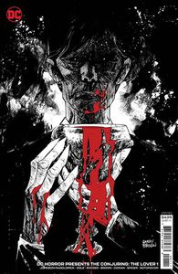 [DC Horror Presents: The Conjuring: The Lover #1 (Gary Brown Card Stock Variant) (Product Image)]