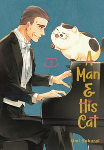 [A Man & His Cat: Volume 3 (Product Image)]