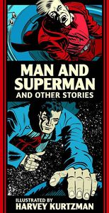 [Man & Superman & Other Stories (Hardcover) (Product Image)]