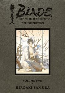 [Blade Of The Immortal: Volume 2 (Deluxe Edition Hardcover) (Product Image)]