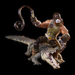 [GI Joe: Classified Action Figure: Croc Master & Fiona (Product Image)]