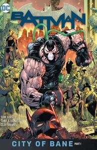 [Batman: Book 12: City Of Bane: Part One (Hardcover) (Product Image)]